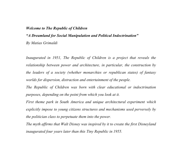 The Republic of Children (Web Edition)-2-1